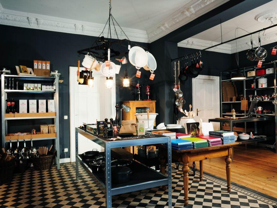 Neu in Kreuzberg: Hochwertige Küchen-Utensilien sowie Cooking-Events gibt's bei Fleischwolf und Lotte.