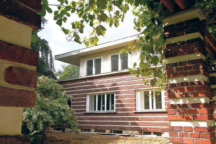 Filmreif: Das Landhaus in Wannsee war Kulisse in einem Hans Rühmann-Klassiker