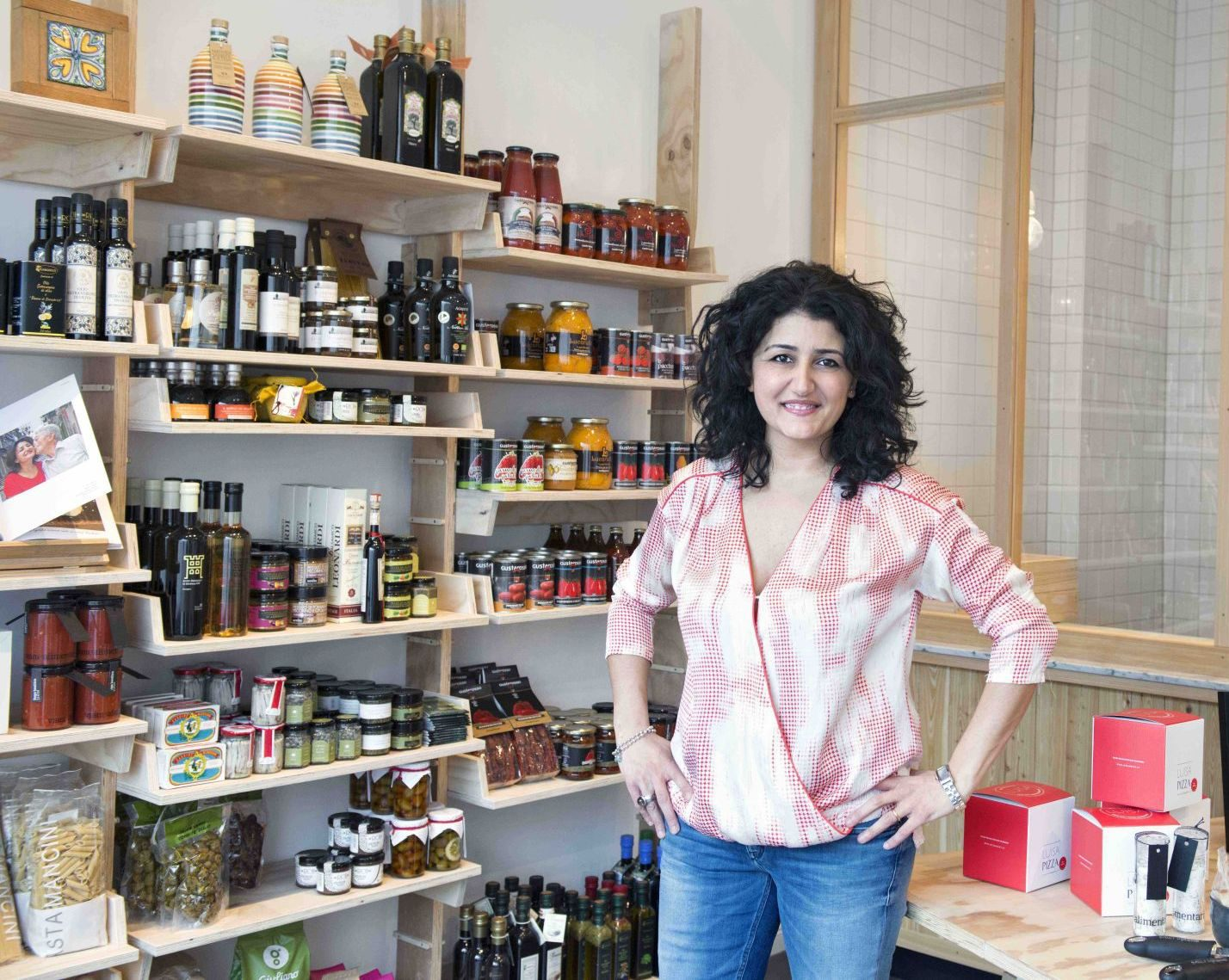 Bringt 100 Prozent Neapel in den Kiez: Luisa Giannitti, besser bekannt als LuisaKocht.