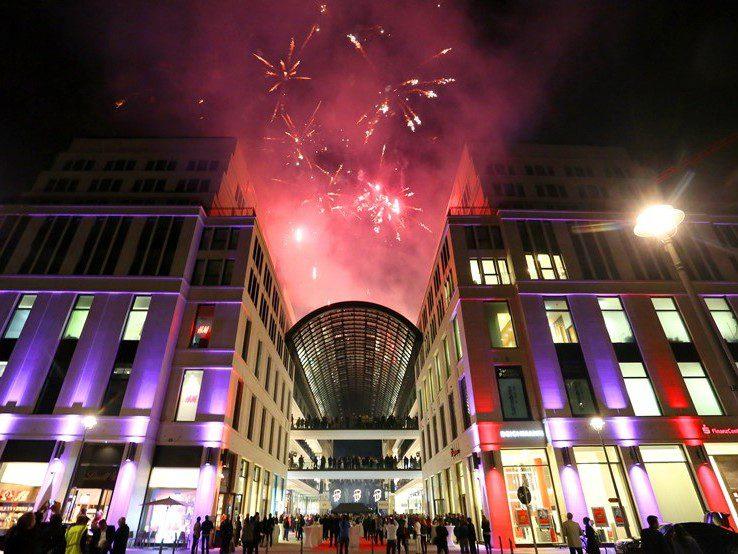 """Die """"Mall of Berlin"""" hat eröffnet!"""