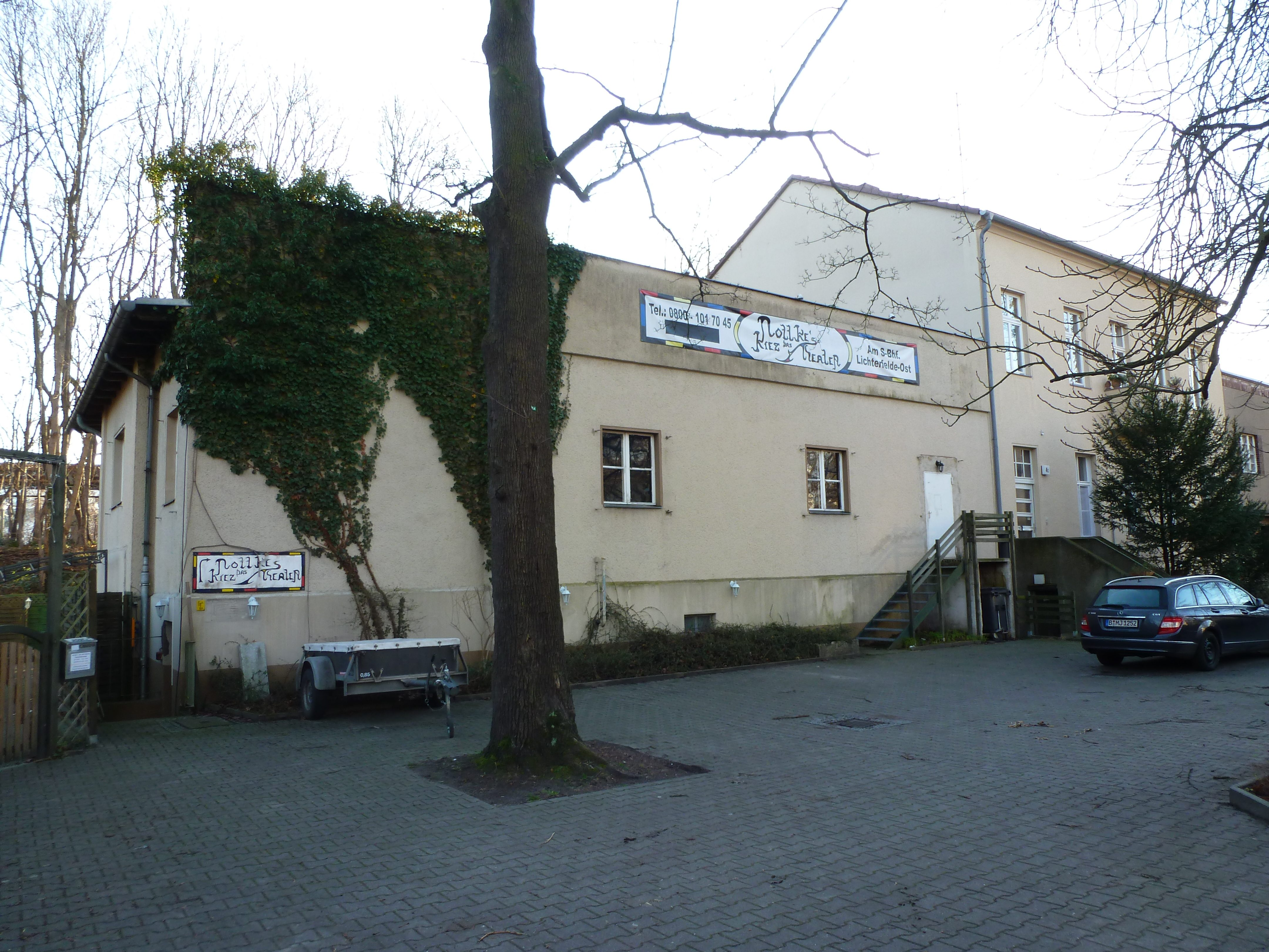 Nottkes Kiez-Theater Lichterfelde