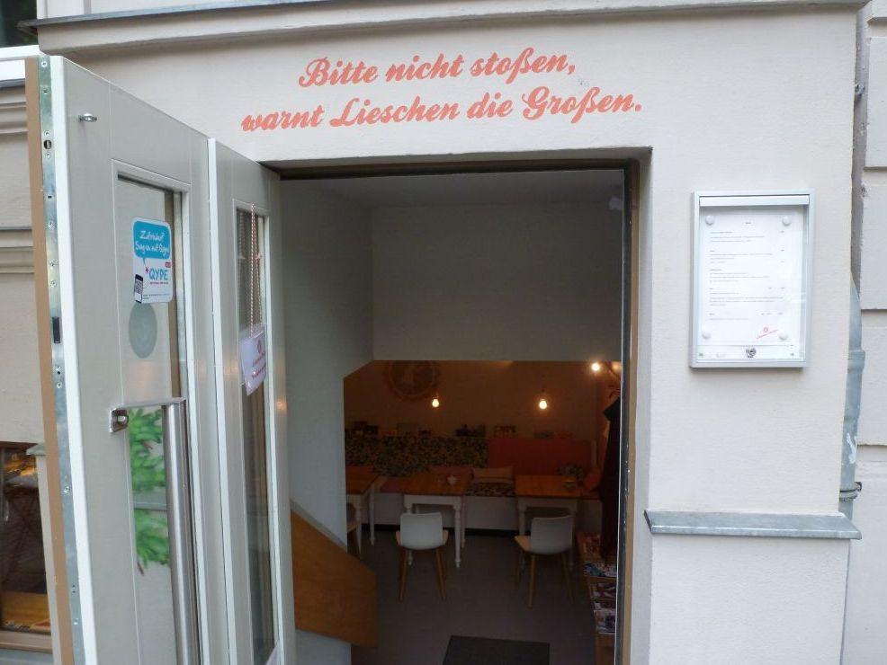 Das Restaurant Lieschen Müller.