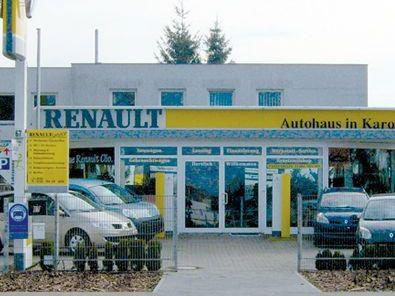 Rundum-Service: Neue und gebrauchte Autos werden beim Autohaus von Alexander Dux verkauft, gewartet und repariert