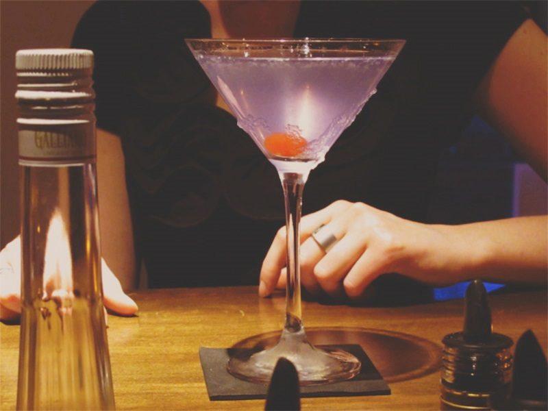 In der Bar Clandestine kann man richtig gute Spirituosen kosten.