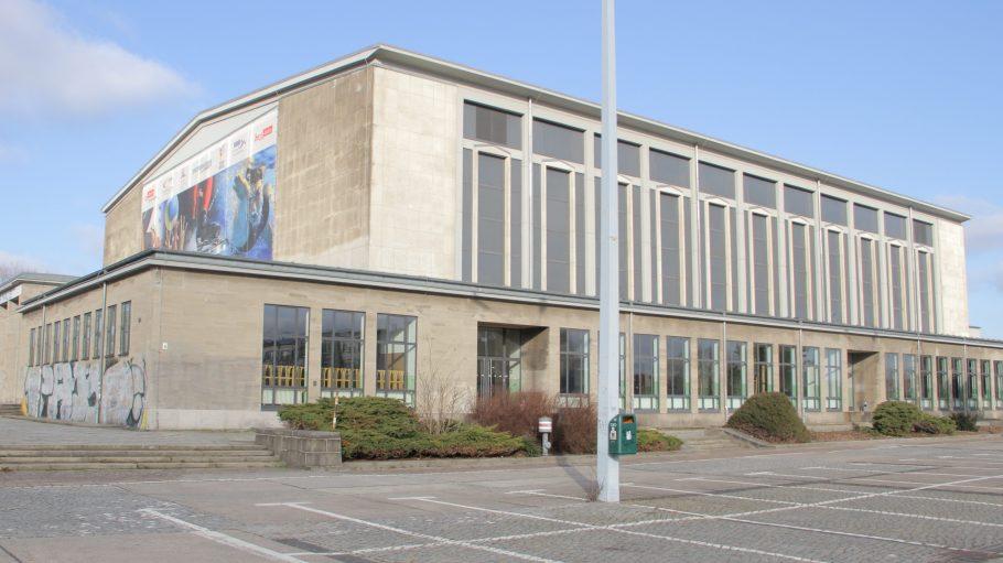 Heimat des Sportclub Berlin: Sportforum Hohenschönhausen