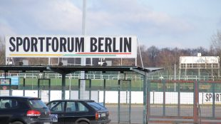 Hier trainieren die Mitglieder des Sportclub Berlin e.V.: Sportforum Hohenschönhausen