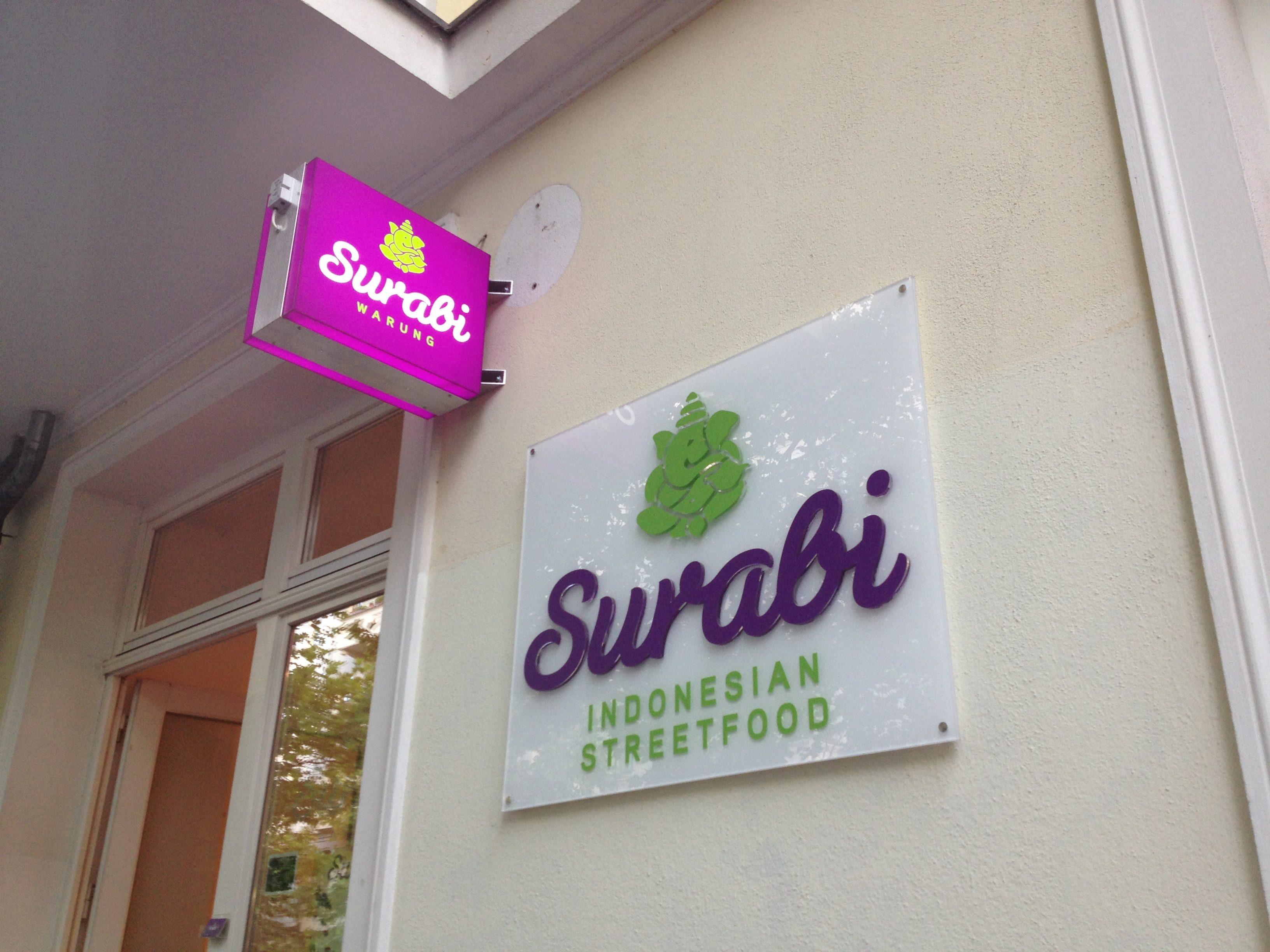 Surabi ist ein traditionelles indonesisches Streetfood aus West-Java und wird nun auch in der Hufelandstraße in Prenzlauer Berg serviert.