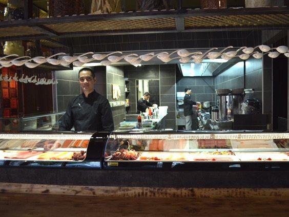 Zen Sushi Restaurant Berlin Charlottenburg