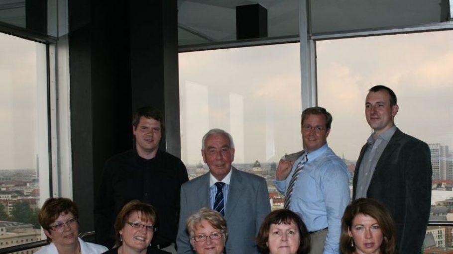 Das Team der WVG Wohnungs Verwaltungs GmbH