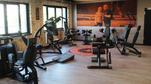 FitX Fitnessstudio Berlin-Südkreuz: Der Trainingszirkel.