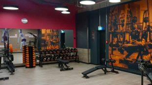 FitX Fitnessstudio Berlin-Tempelhof: Das Lady Gym.