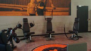 FitX Fitnessstudio Berlin-Tempelhof: Der Trainingszirkel.
