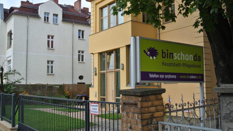 binschonda Hauptstadt Pflegedienst GmbH