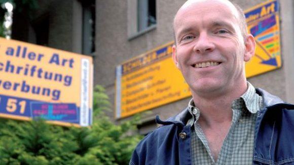 Michael Schaaf - Schilder Beschriftung