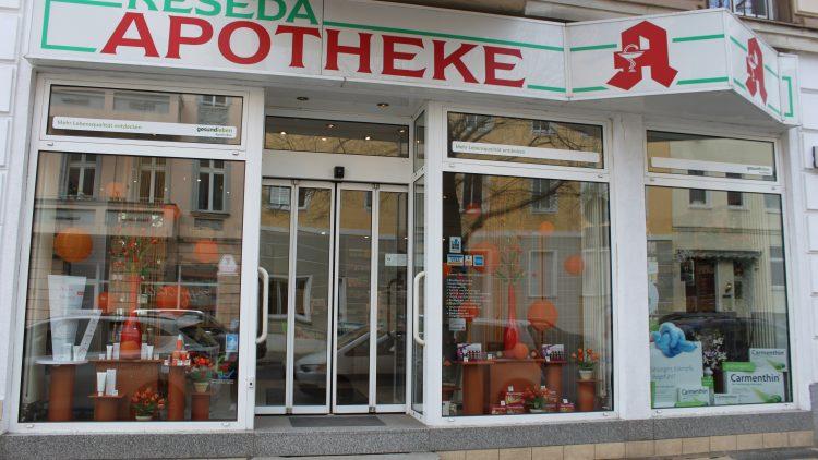 Reseda-Apotheke, Apotheker Dr. Kay Gehrke