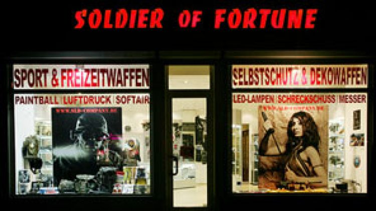 Soldier of Fortune GmbH