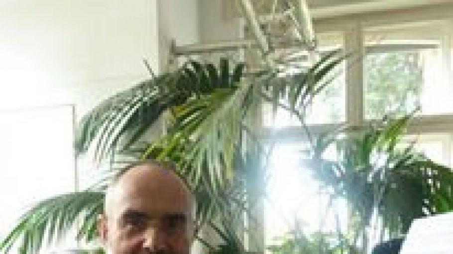 Ulrich Skupch, Inhaber der Musikschule