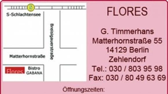 Flores - Gabriele Timmerhans