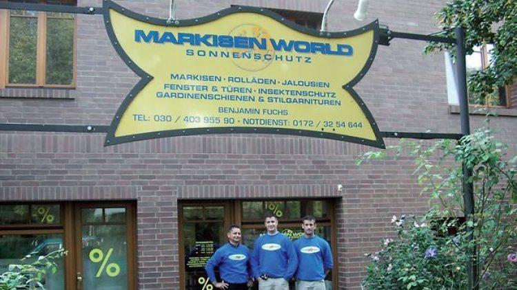 Markisen World, Inh. B. Fuchs