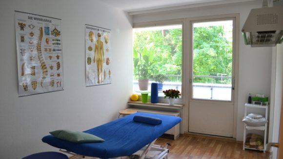 Physiotherapie Am Fischtal Hartmut Glowitz
