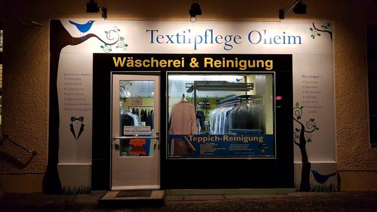 Textilpflege Oheim